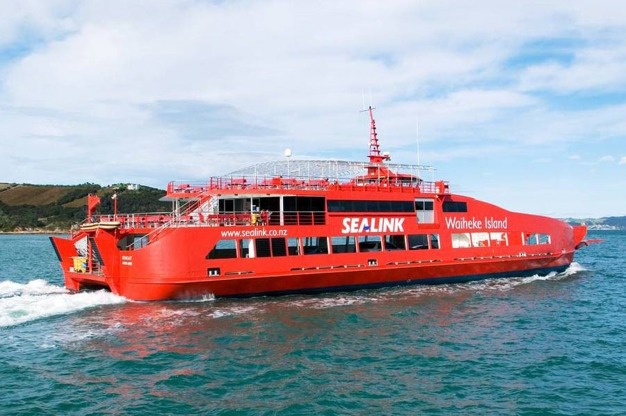 Sealkink Waiheke Island Ferry